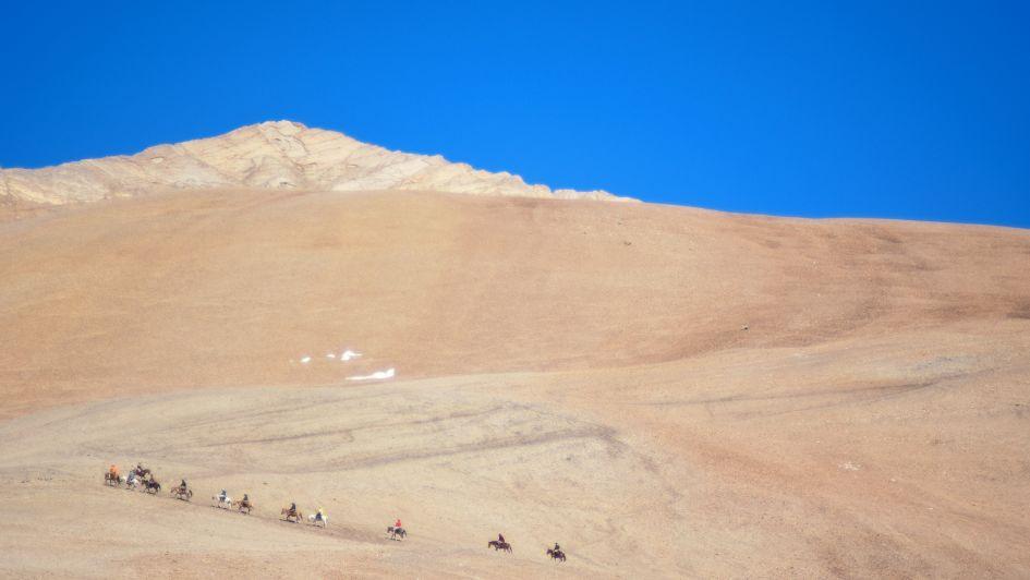 Cruce de Los Andes, día 3 y 4: un poco de descanso y a seguir recorriendo
