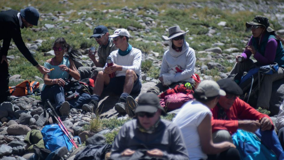 Último trayecto: Hito Argentino-Cajón del Maipo, la emoción de unir dos países