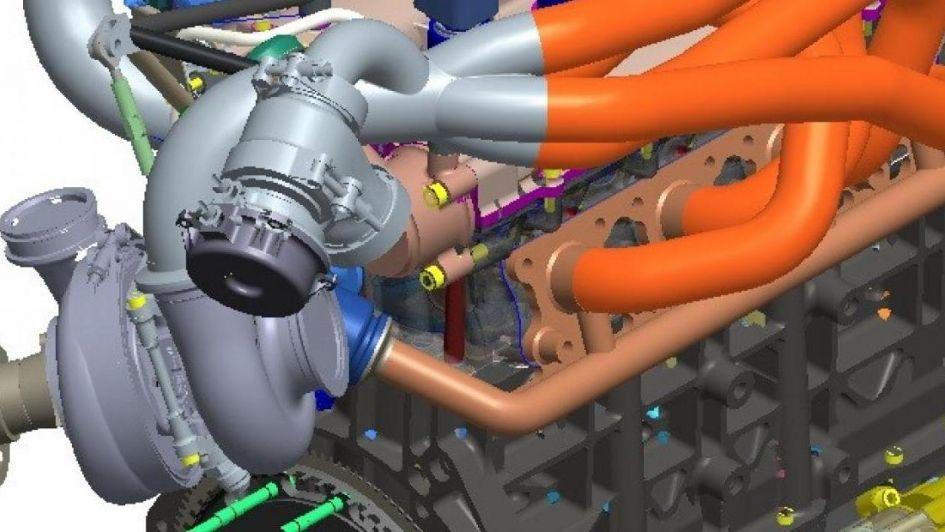 Súper TC2000: El primer motor turbo ya está en nuestro país