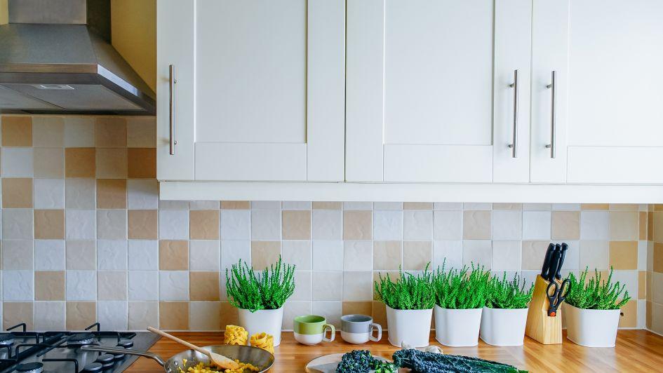 ¿Buscás que tu cocina sea cálida? ¡Ponele madera!