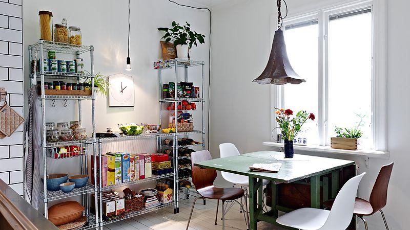 Ideas geniales para tus estanterías industriales