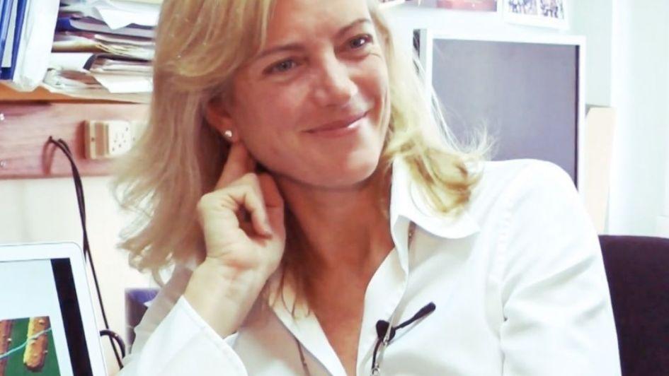 La científica del Balseiro premiada por la Unesco pide por más mujeres en las ciencias
