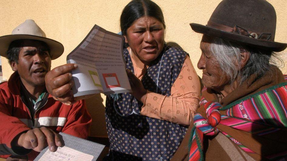 Preservar las lenguas indígenas