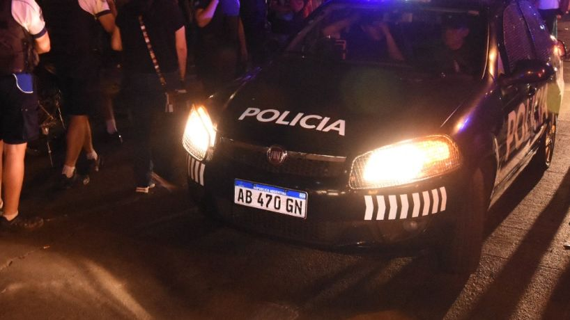 Vecinos ayudaron a atrapar a dos ladrones gracias a la alarma comunitaria