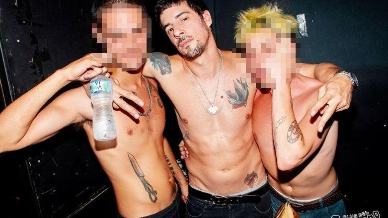 Lamothe en Mendoza, como nunca lo viste: las fotos del actor semidesnudo y muy hot