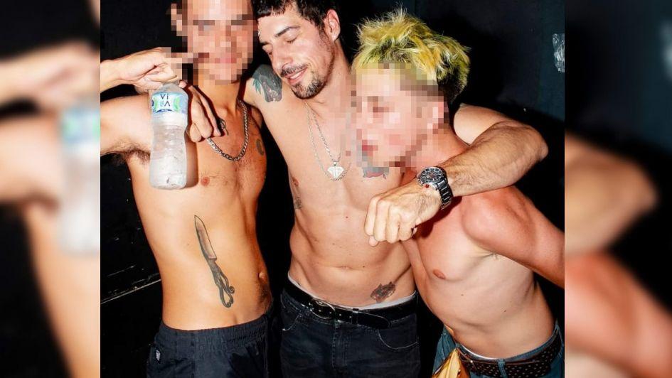 Lamothe en Mendoza, como nunca lo viste: se filtran fotos del actor semidesnudo y muy hot