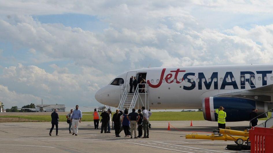 Otra aerolínea low cost ofrece vuelos desde Mendoza a $ 1 final por tramo