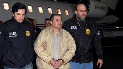 """Joaquín """"el Chapo"""" Guzmán construyó una poderosa organización para traficar drogas y blanquear dinero."""