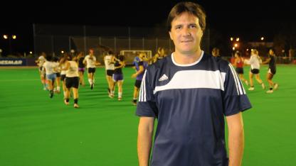 Leo Lorenzo tiene experiencia con equipos femeninos.