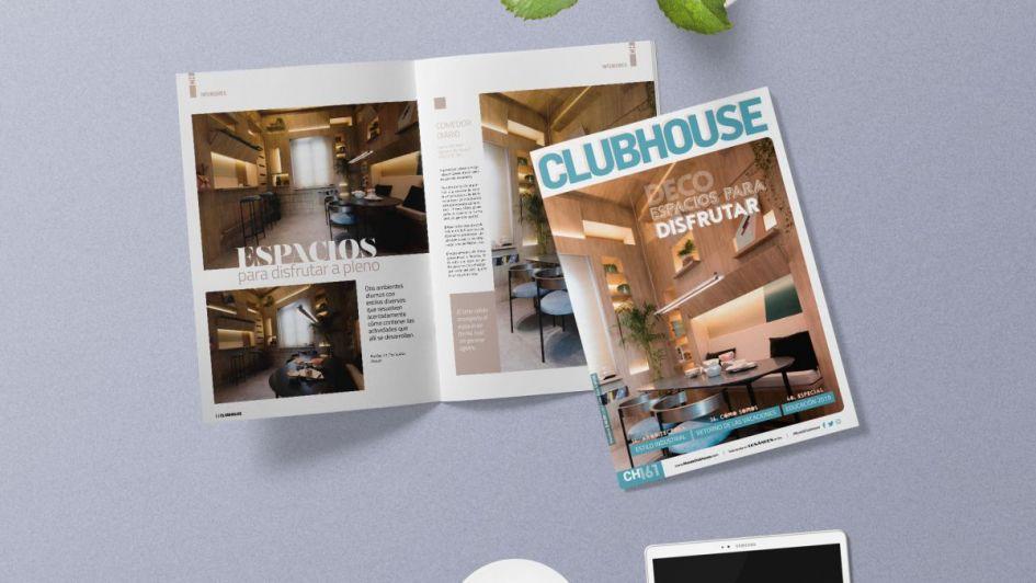 Ya podés recorrer la edición 161 de revista ClubHouse