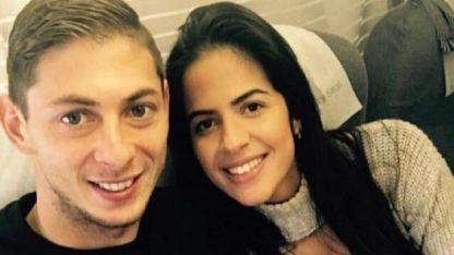 La pareja comenzó en 2017.