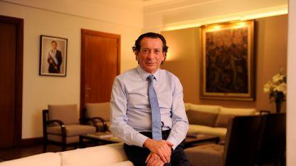 Dante Sica, ministro de Producción y Trabajo de la Nación.