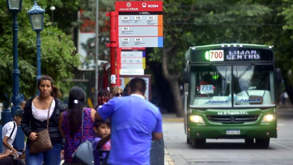 Este lunes arranca el segundo trasbordo gratuito en el Mendotran: cómo funciona