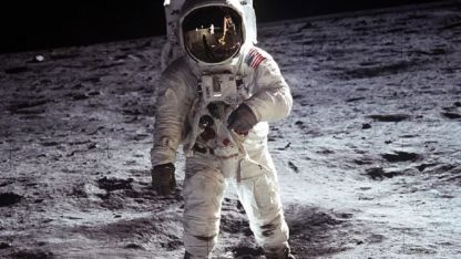 El 20 de julio de 1969, el hombre llegó a la Luna.