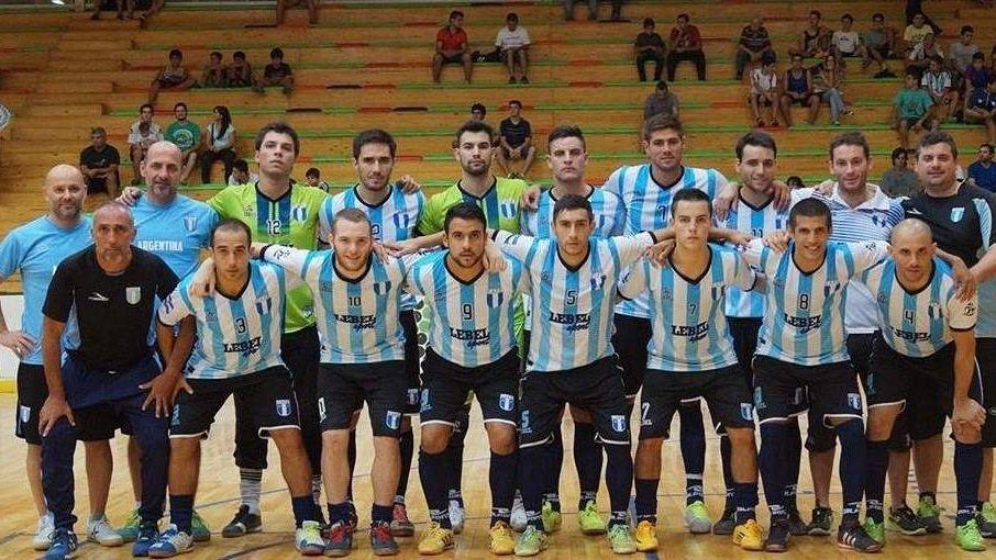 Futsal: Mendoza, bandera de la Selección Nacional