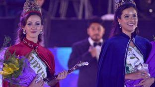 Giuliana Tumbarello, nueva reina de la Vendimia de Tupungato.