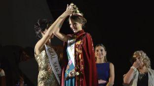 Martina Flores Casado, reina de la Vendimia de San Martín