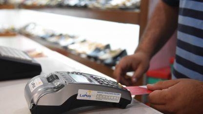 Las compras con tarjeta de débito para jubilados, no tienen devolución del IVA.