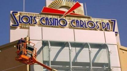 El casino de Carlos Paz.