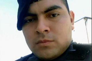 Mario Juárez, el gendarme que baleó a su mujer y se suicidó.