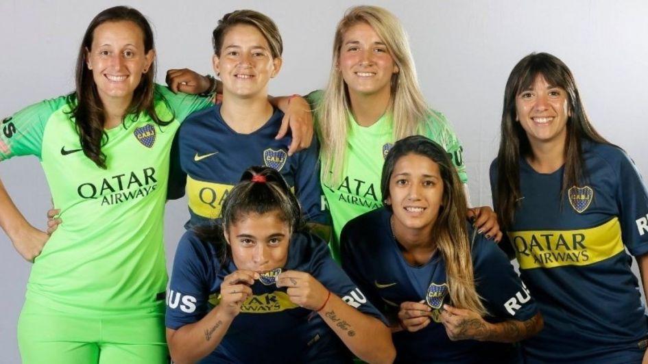 El equipo femenino de Boca Juniors jugará en La Bombonera