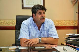 Mario Abed, intendente de Junín.