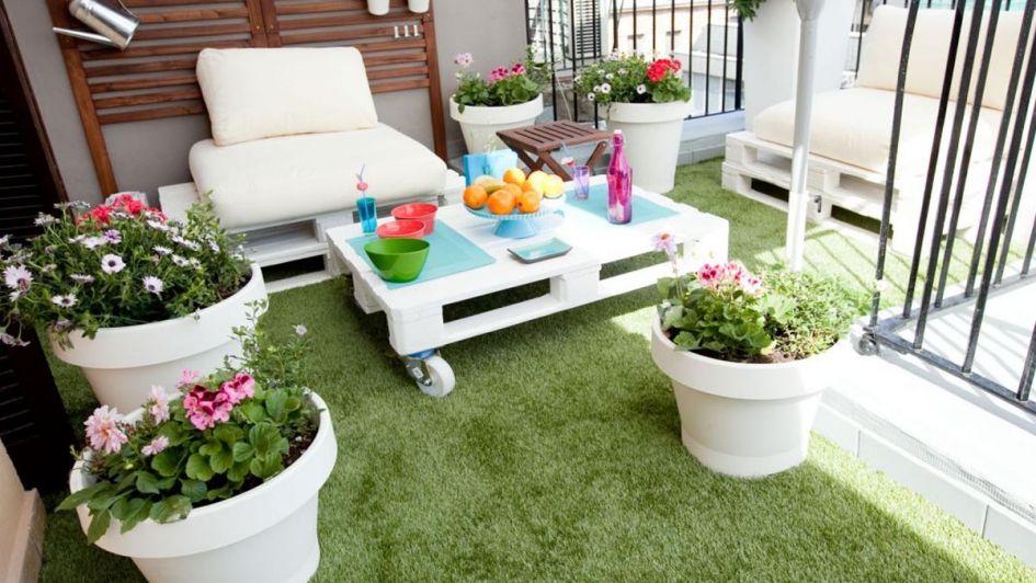 Cómo mantener tu terraza impecable