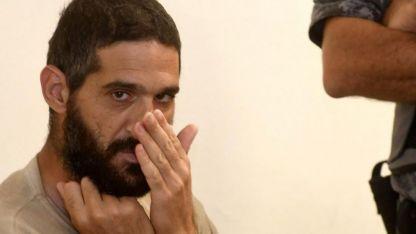 Este jueves le dictaron la prisión preventiva al israelí.