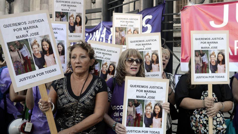 A tres años de los crímenes de Marina y Majo, siguen buscando a los violadores