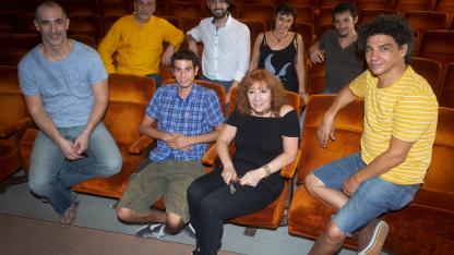 Actores, directores y dramaturgos locales se reúnen en Las Sillas para ofrecer una formación novedosa.