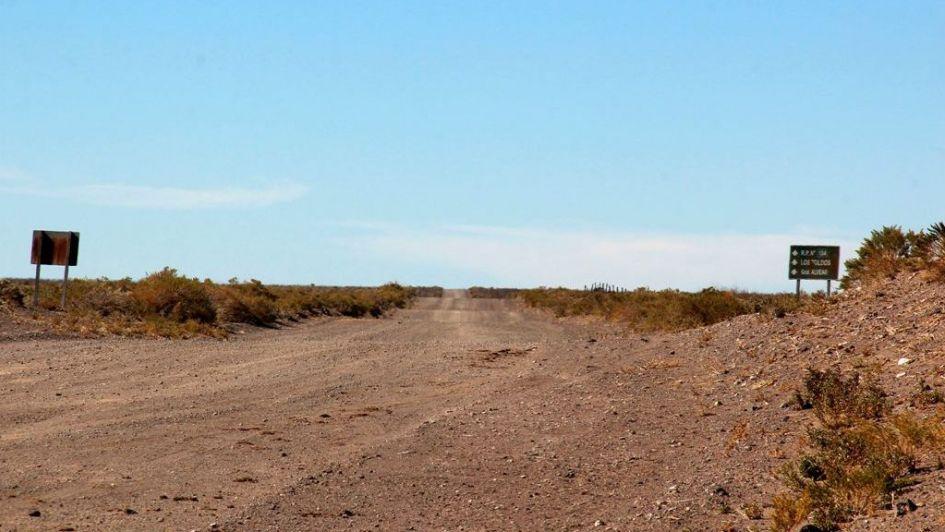 Fuertes reclamos de Alvear y Malargüe por la paralización de las obras en la ruta 188