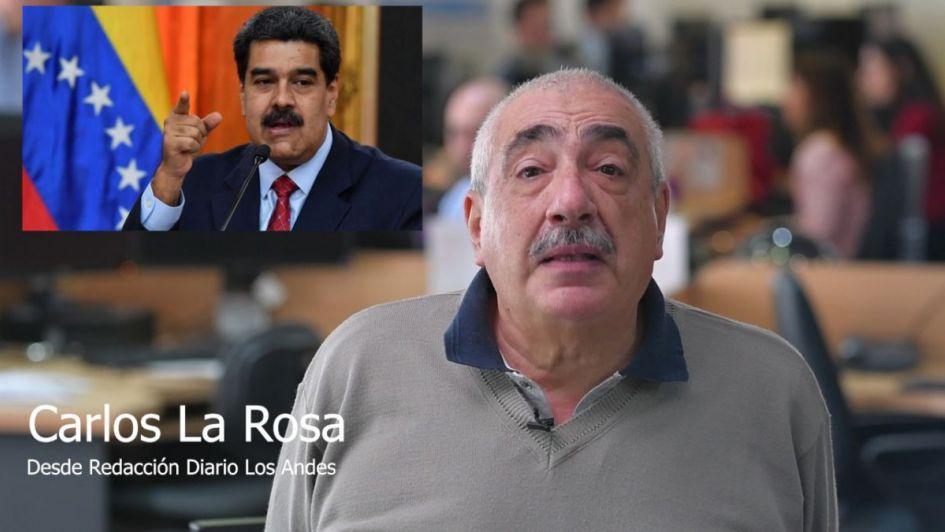 Maduro retiene a periodistas tras enfurecer en entrevista