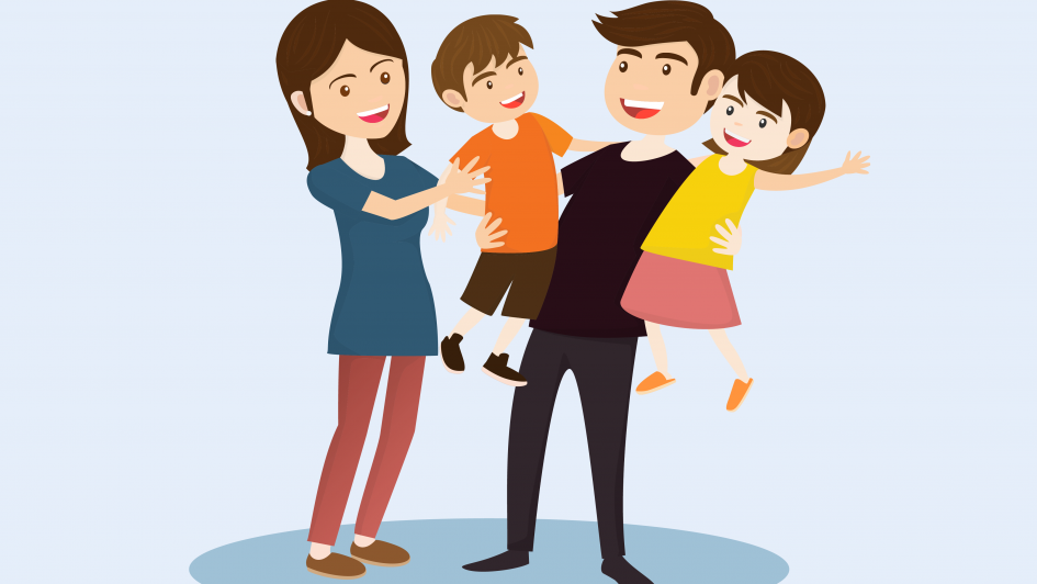 A crecer en familia para comenzar las clases