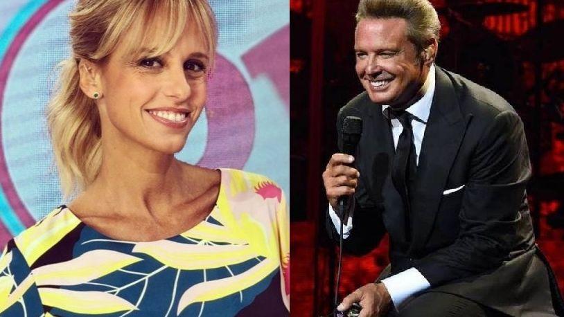 Mariana Fabbiani reveló un secreto de Luismi sobre su virilidad