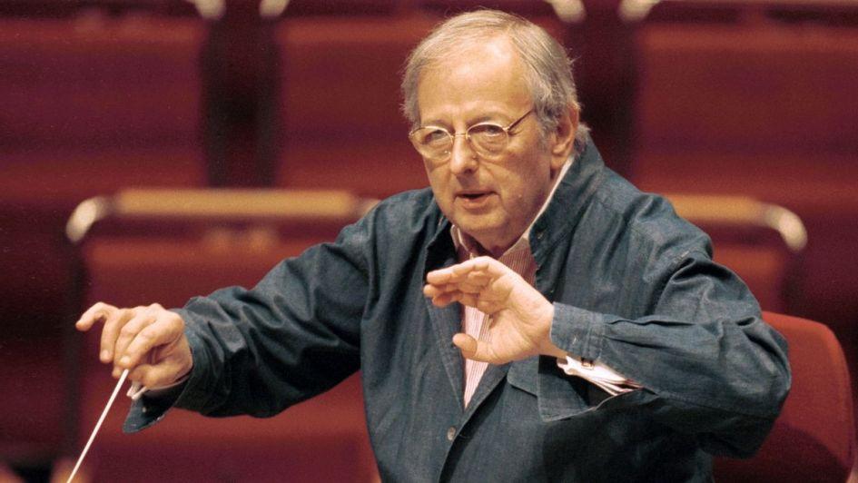 Muere el compositor André Previn