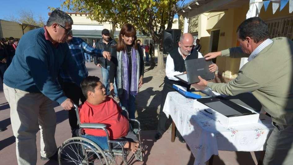 Falleció Cristian, el alumno mendocino sin extremidades que luchó para poder estudiar