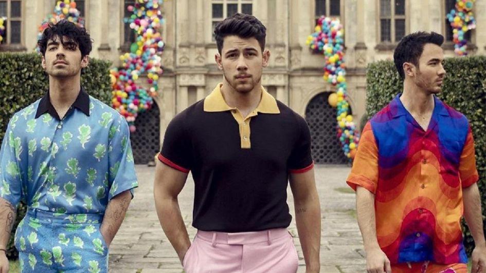 Jonas Brothers anuncian su regreso con nueva canción
