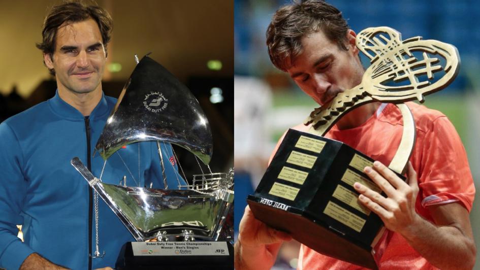 Federer superó a Del Potro en el ranking de la ATP y Pella subió 14 lugares