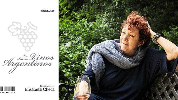 El top ten de vinos que Elisabeth Checa sugiere probar este año