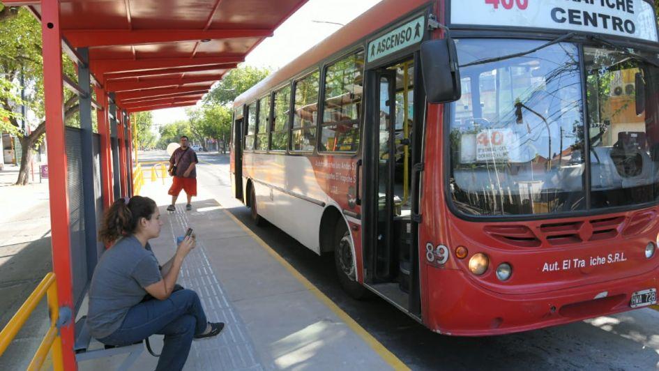 Según Transporte ya está colocado el 80% de los carteles del Mendotran