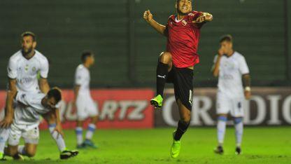 El gol de Cecilio Domínguez.