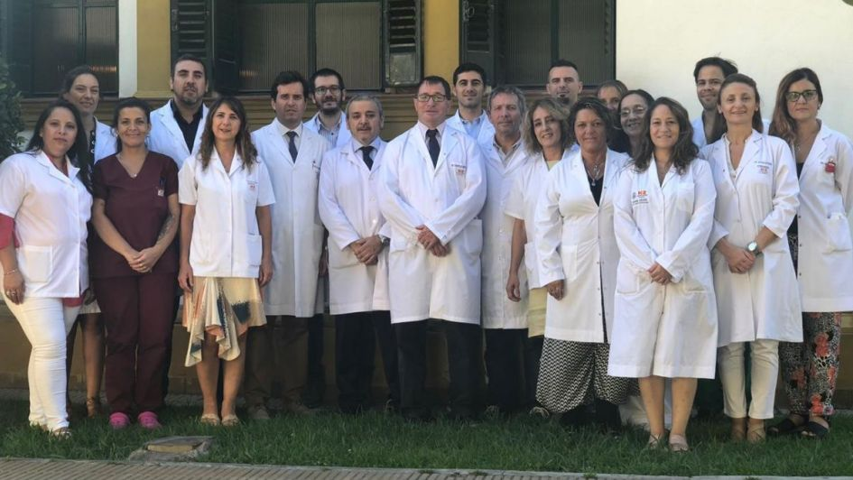 El Hospital Español de Mendoza, referente de alta complejidad en trasplante hepático