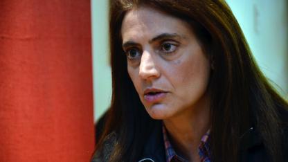 Gabriela Lizana, de la Asociación de Productores del Este.