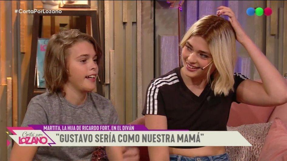 Martita y Felipe Fort:
