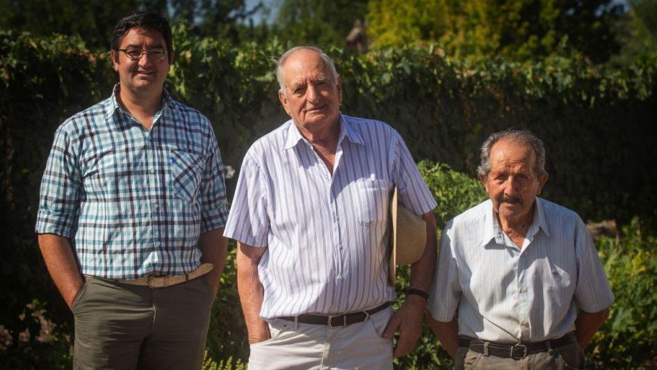 Los Poloni: la vida del vendimiador reflejada en tres generaciones