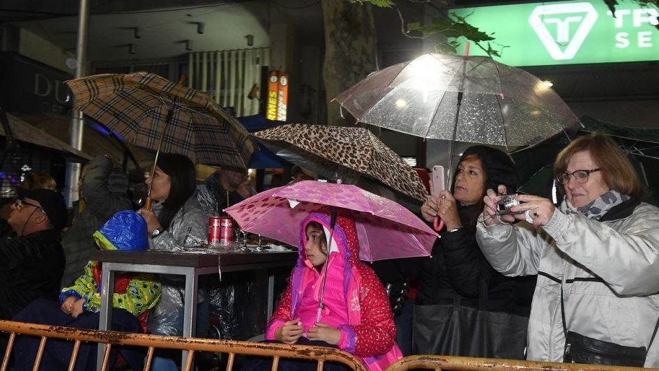 ¿Siguen las lluvias?: un comienzo de semana nublado y fresco