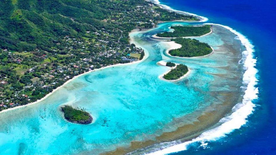 Islas Cook: buscan cambiar su nombre