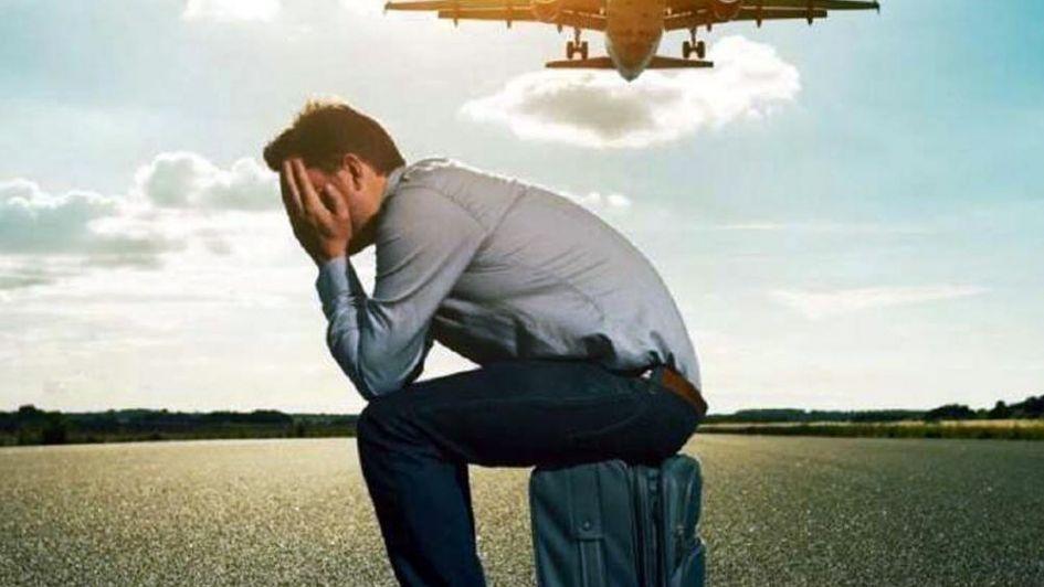 """""""No Show"""": ¿compraste un vuelo con escala?"""