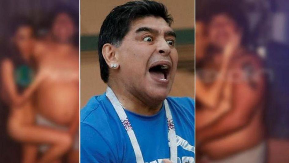 Diego Maradona tiene 3 hijos en Cuba, confirmó su abogado Matías Morla