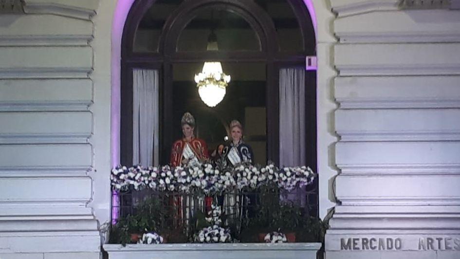 Con la clásica serenata, Mendoza celebra a sus Reinas
